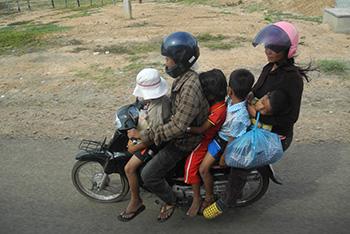 Multi-Person Bike