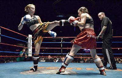 Women's Muay Thai